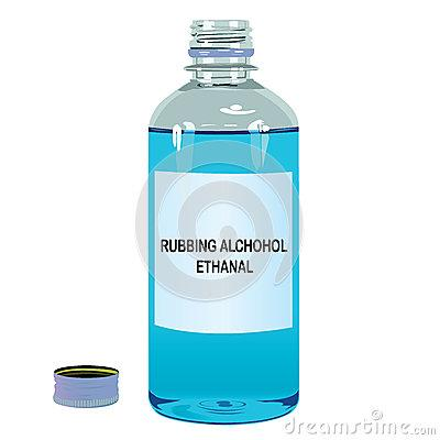 Alcohol clipart isoprophyl #2