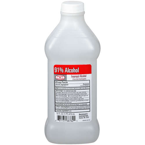 Alcohol clipart isoprophyl #8