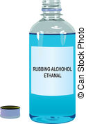 Alcohol clipart isoprophyl Rubbing 246 Vector Alcohol Rubbing