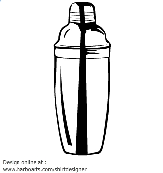 Flour clipart ingredient Martini Shaker Clipart cliparts Shaker