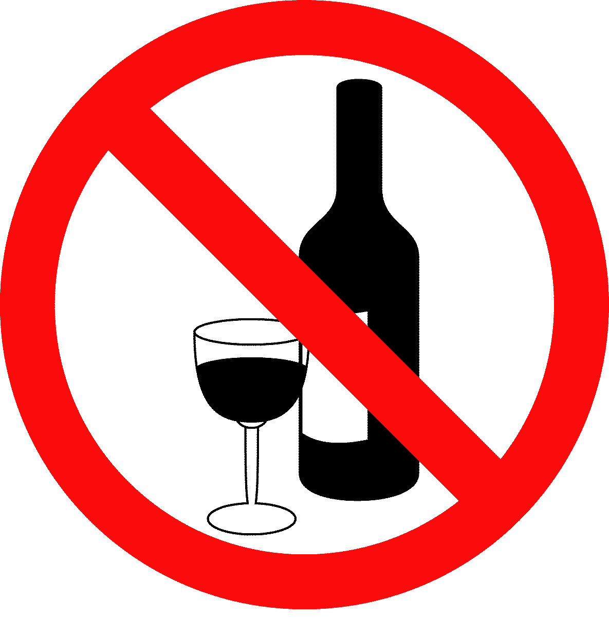 Boose clipart anti Alcohol and Alcohol Health Pinterest