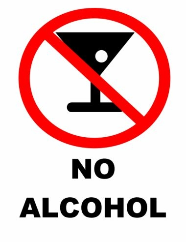 Alcohol clipart not Com Sign Image for Alcohol