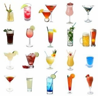 Alcohol clipart party drink #5