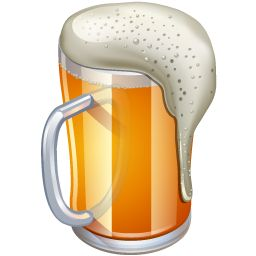 Alcohol clipart pint beer On Pinterest Design about Drinks꧁