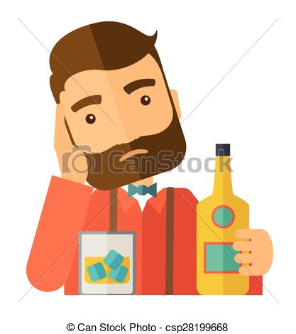 Alone clipart puzzle Alone A man Art in