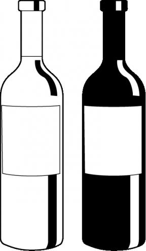 Alcohol clipart transparent Bottle Cliparts Zone Bottle Cliparts