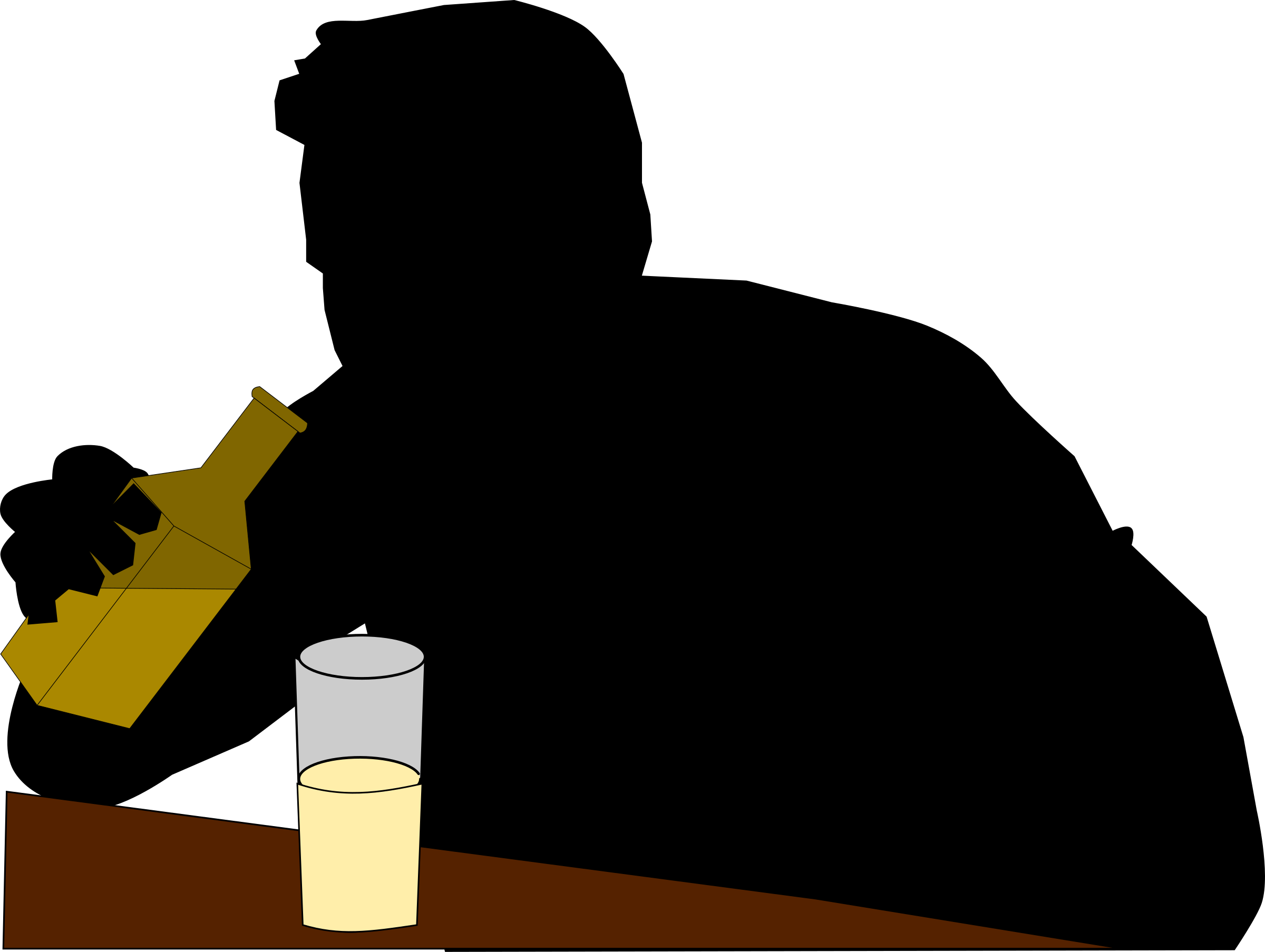Alcohol clipart transparent Clipart Alcoholic Alcoholic