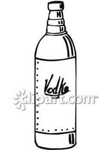 Alcohol clipart vodka Royalty Free Clipart Free White