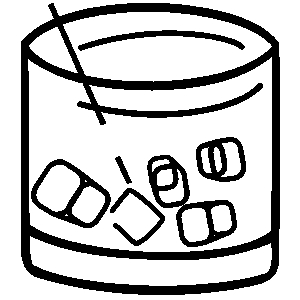 Scotch clipart bourbon #12