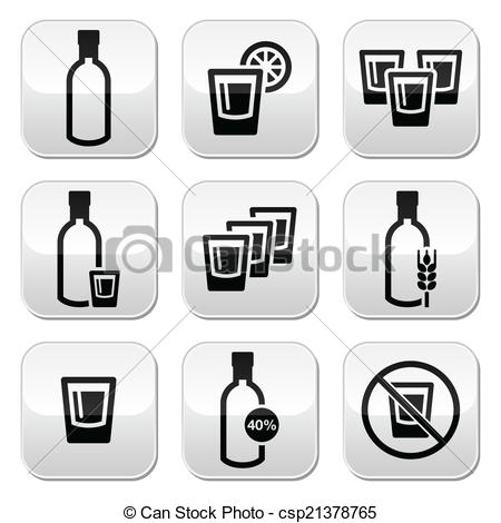 Alcohol clipart vodka Clip  Art strong of