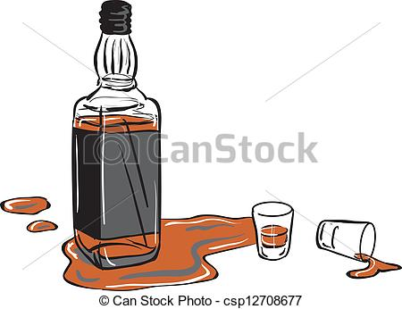 Scotch clipart liquor #14