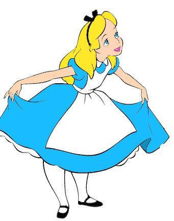 Alice In Wonderland clipart Wonderland) drawings Download Alice clipart
