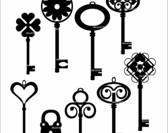 Alice In Wonderland clipart key Images Panda Clipart clip Clipart