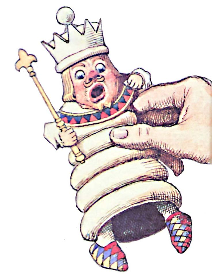 Alice In Wonderland clipart storybook character #7