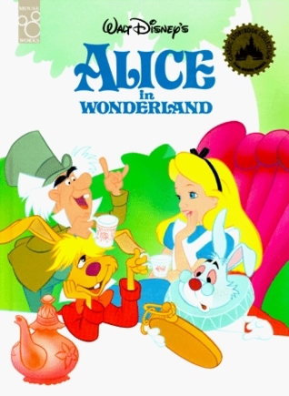 Alice In Wonderland clipart storybook character #3