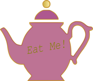 Alice In Wonderland clipart teapot & Clip free domain at