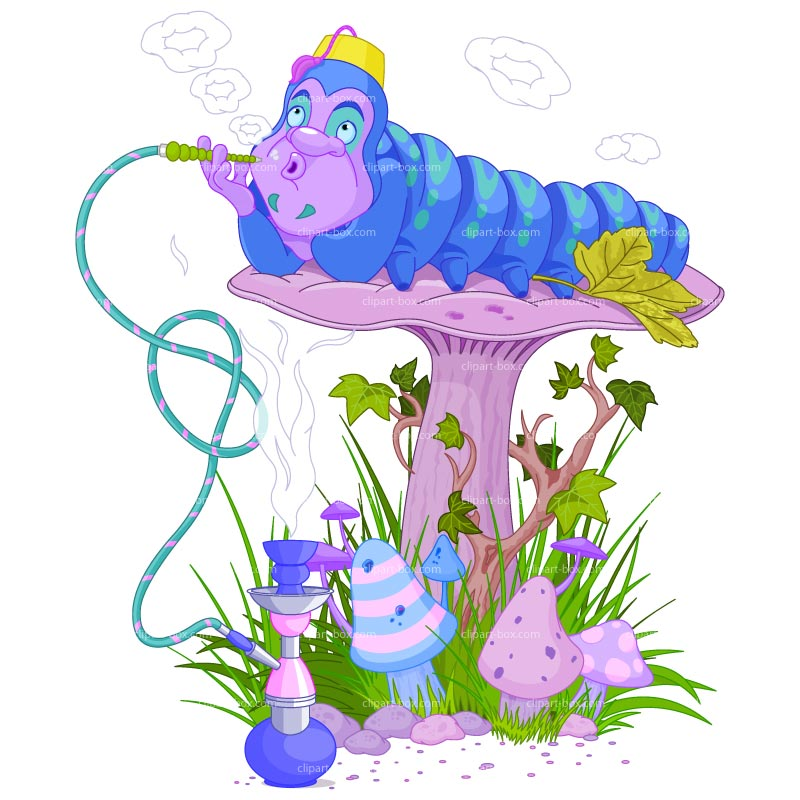 Alice In Wonderland clipart vector WONDERLAND free vector clipart hd