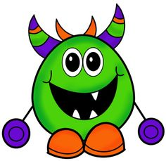 Alien clipart happy For Clipart Clipart Free Alien