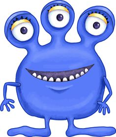 Alien clipart red monster Clipart Clipart Kids Free Clipart