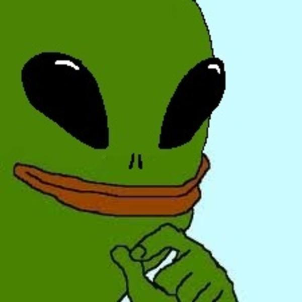 Alien clipart ayy lmao Smug  Know Your ayy