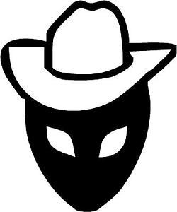 Alien clipart cowboy Cowboy Hat Cowboy 3 75