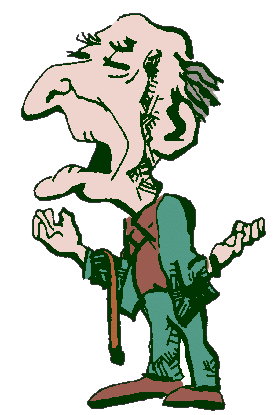 Old clipart short person 5 of Image Art 88