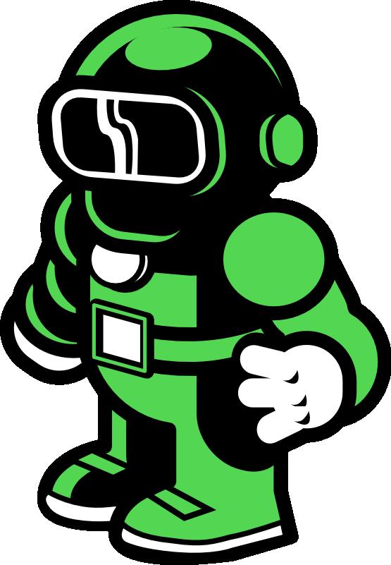 Alien clipart space man Baby Comic Spaceman Costume Astronaut
