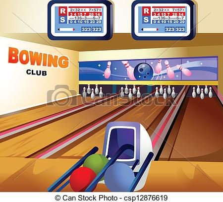 Bowling clipart santa claus Illustration This Clipart clip is