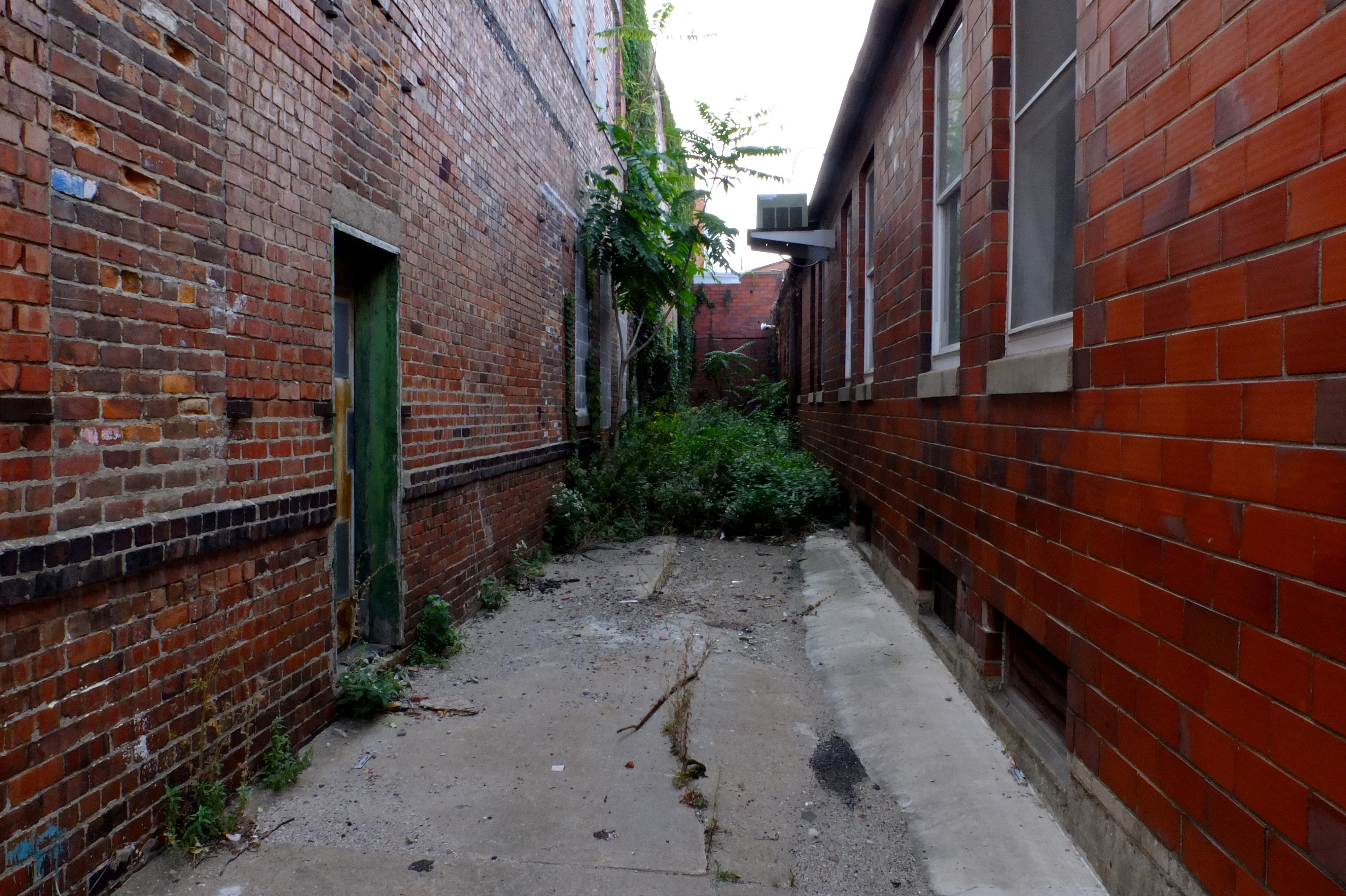 Alley clipart dead end #11