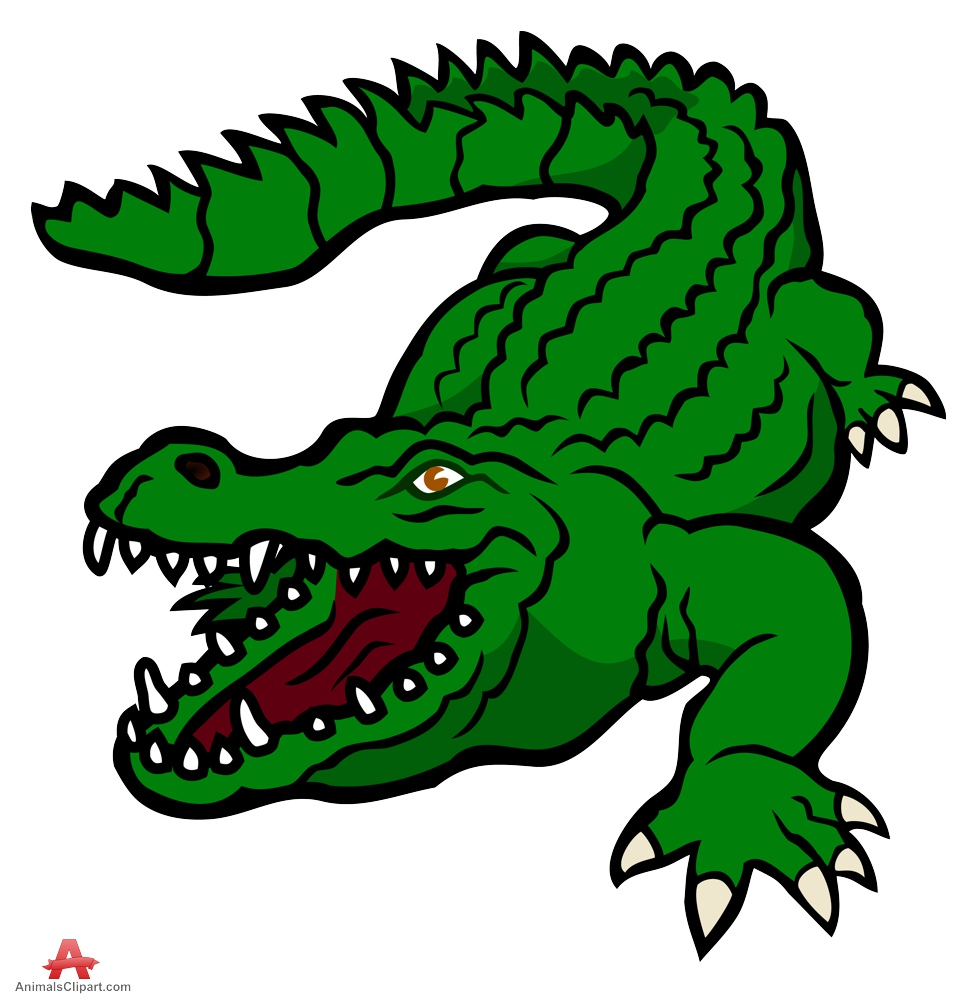 Alligator clipart heart Crocodile alligator images Alligator keywords