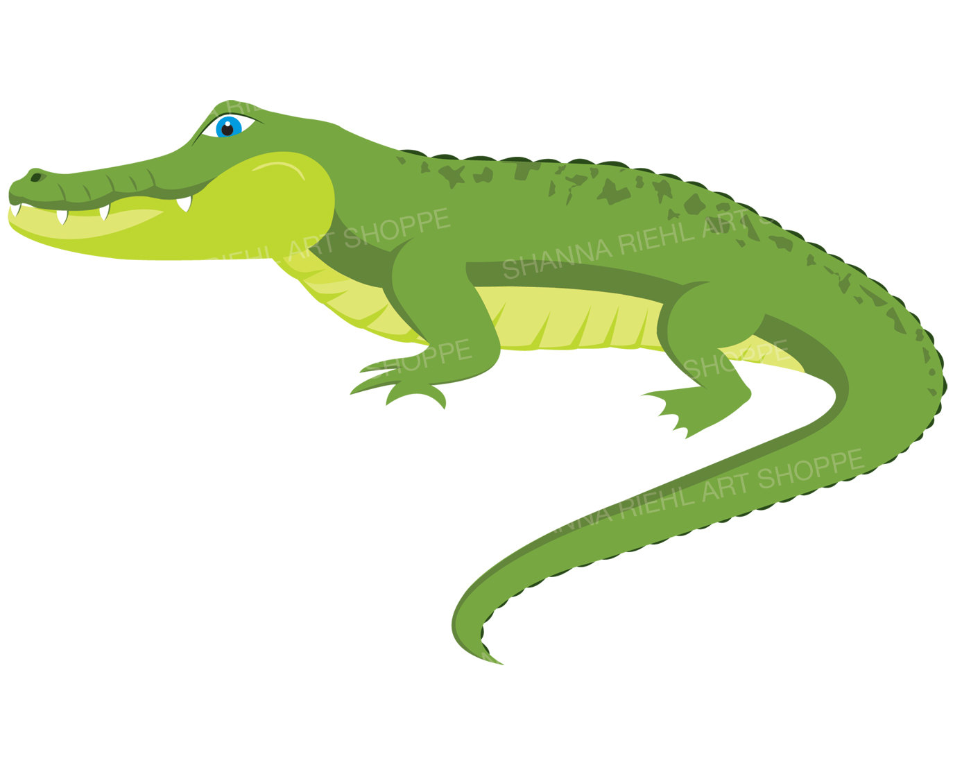 Alligator clipart heart Alligator Download Clipartner Crocodile Printable