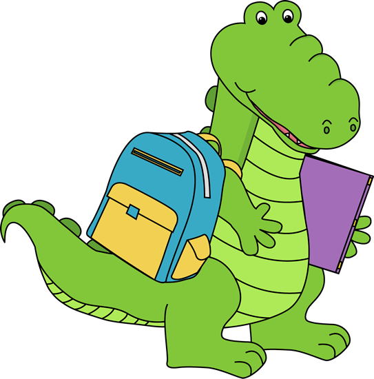 Bobook clipart alligator Alligator Images Clip School to