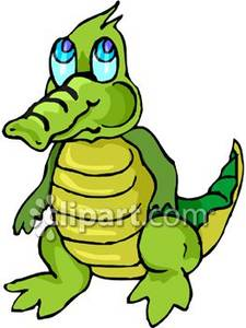 Alligator clipart baby snake Free Clipart Images Clipart Clipart