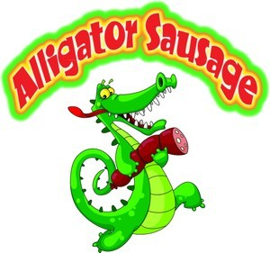 Alligator clipart cajun food Alligator Cajun Harbour Decal Cajun