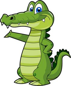 Bobook clipart alligator Alligator cartoons cartoon new is
