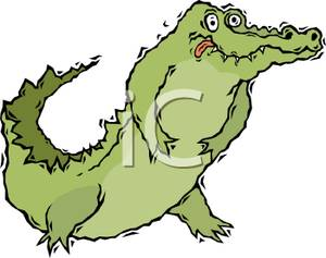 Alligator clipart hungry Image Hungry His Rubbing Hungry