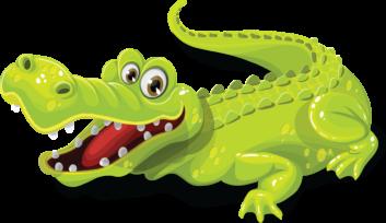 Alligator clipart printable Printable Art Clip Alligator Animal
