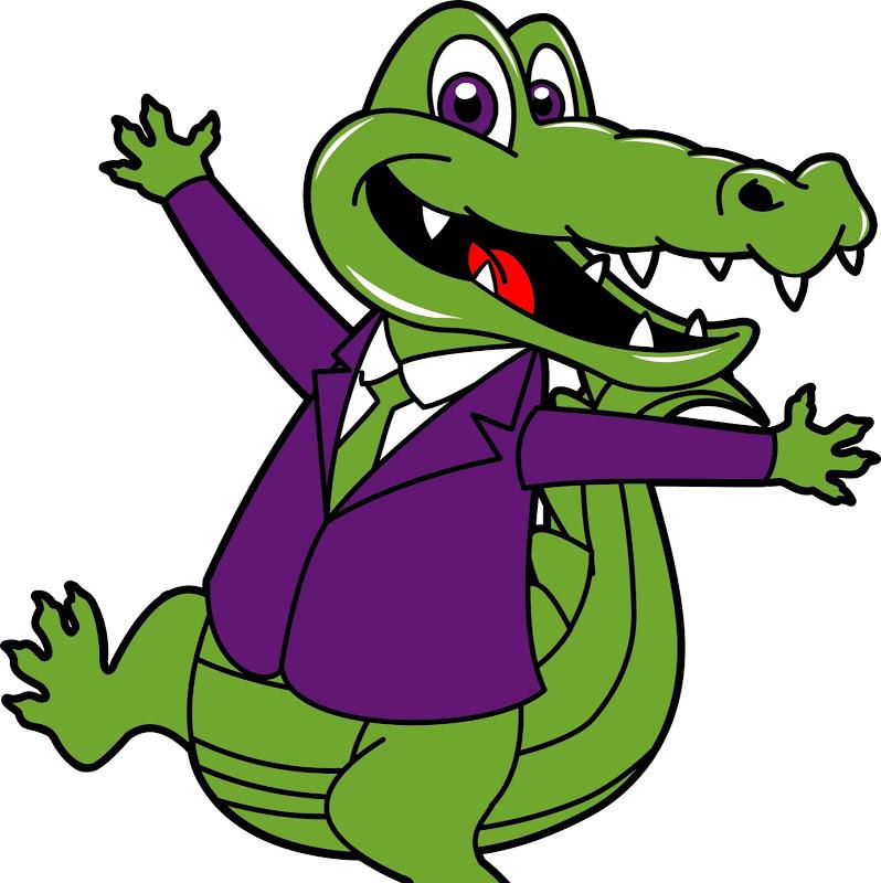 Alligator clipart purple Alligator) (Snappi Google+ SnappiAlli Gator