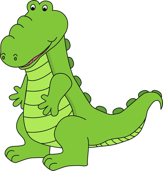 Alligator clipart valentine Clip You Facing images Thank