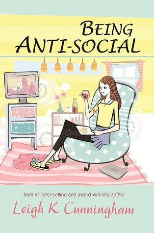 Alone clipart antisocial But  Leigh K Author's