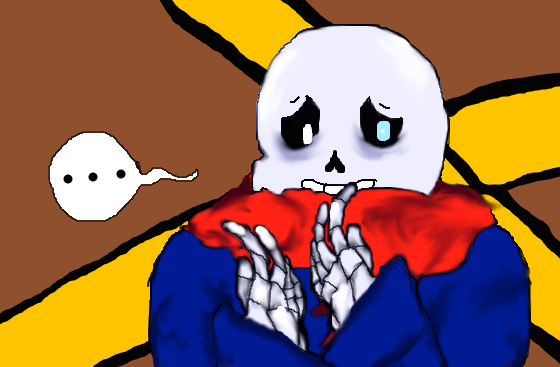 Alone clipart merciful Starlit mercy Alone Art Undertale