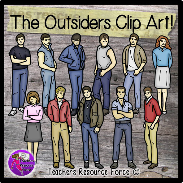 Alone clipart outsider Images Clip Outsiders Free Art