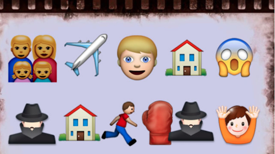 Alone clipart plot The – guess movie these