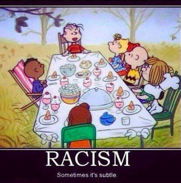 Alone clipart racial segregation A Brown You're Charlie Brown?