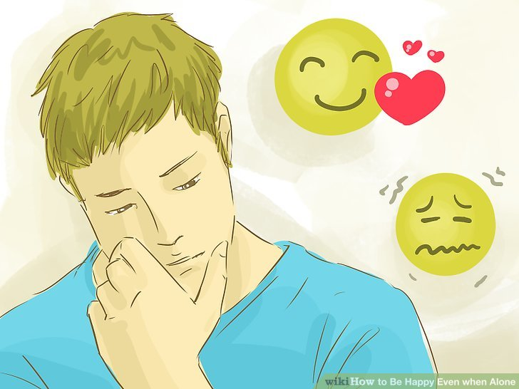 Alone clipart self learning To 3 Be Ways Happy