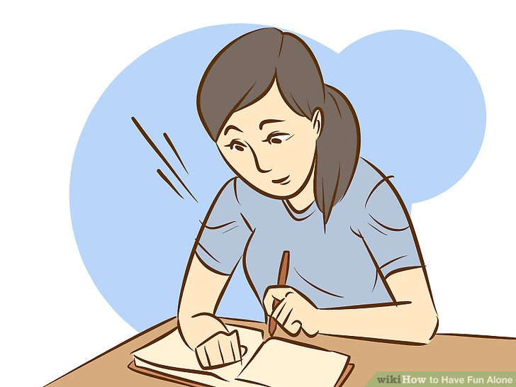 Alone clipart self learning 6 Step Ways 16 to