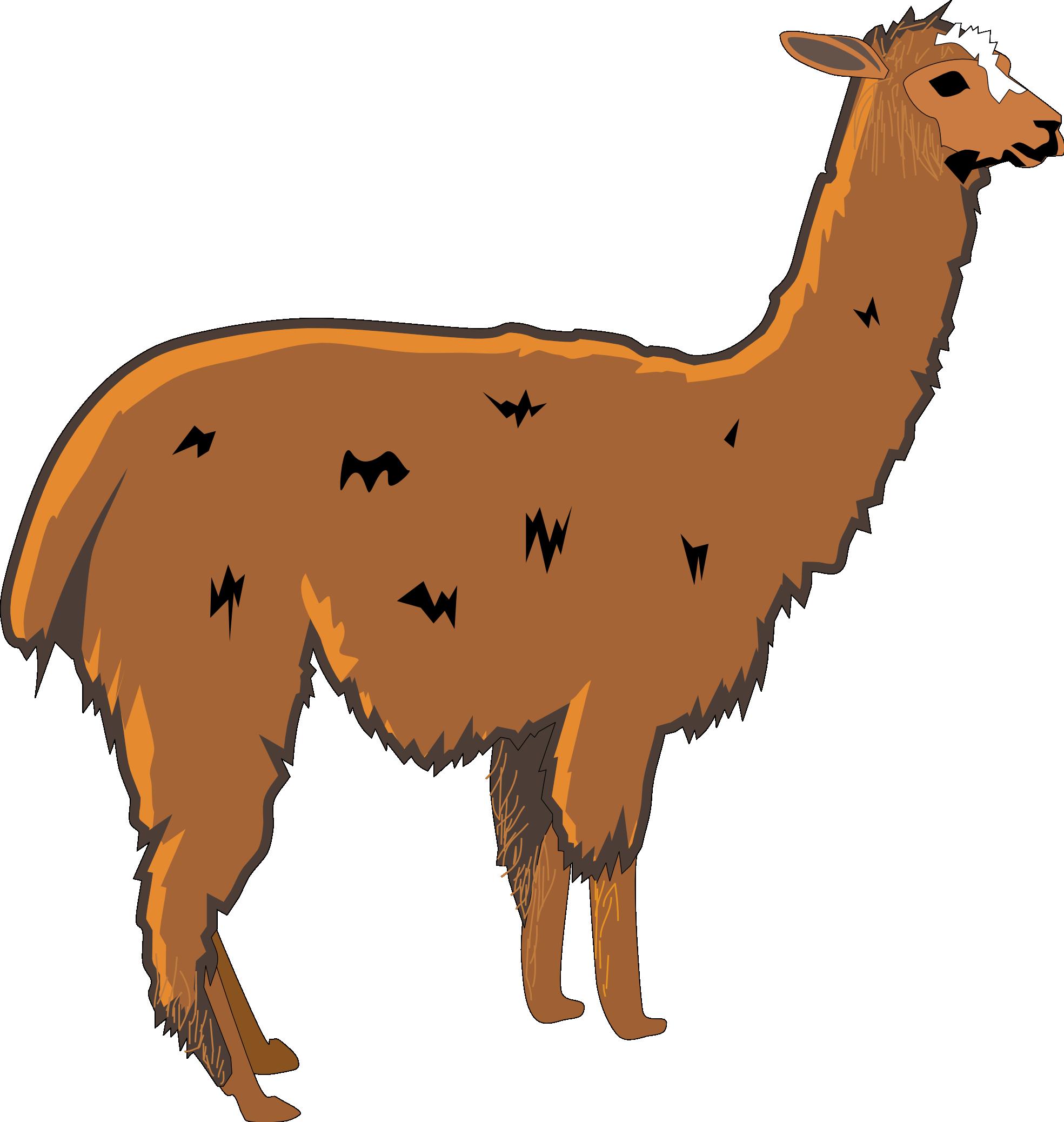 Llama clipart Clipart Clip Images Art Free