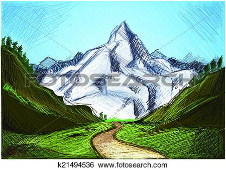 Alps clipart #7 Alps clipart Download Alps