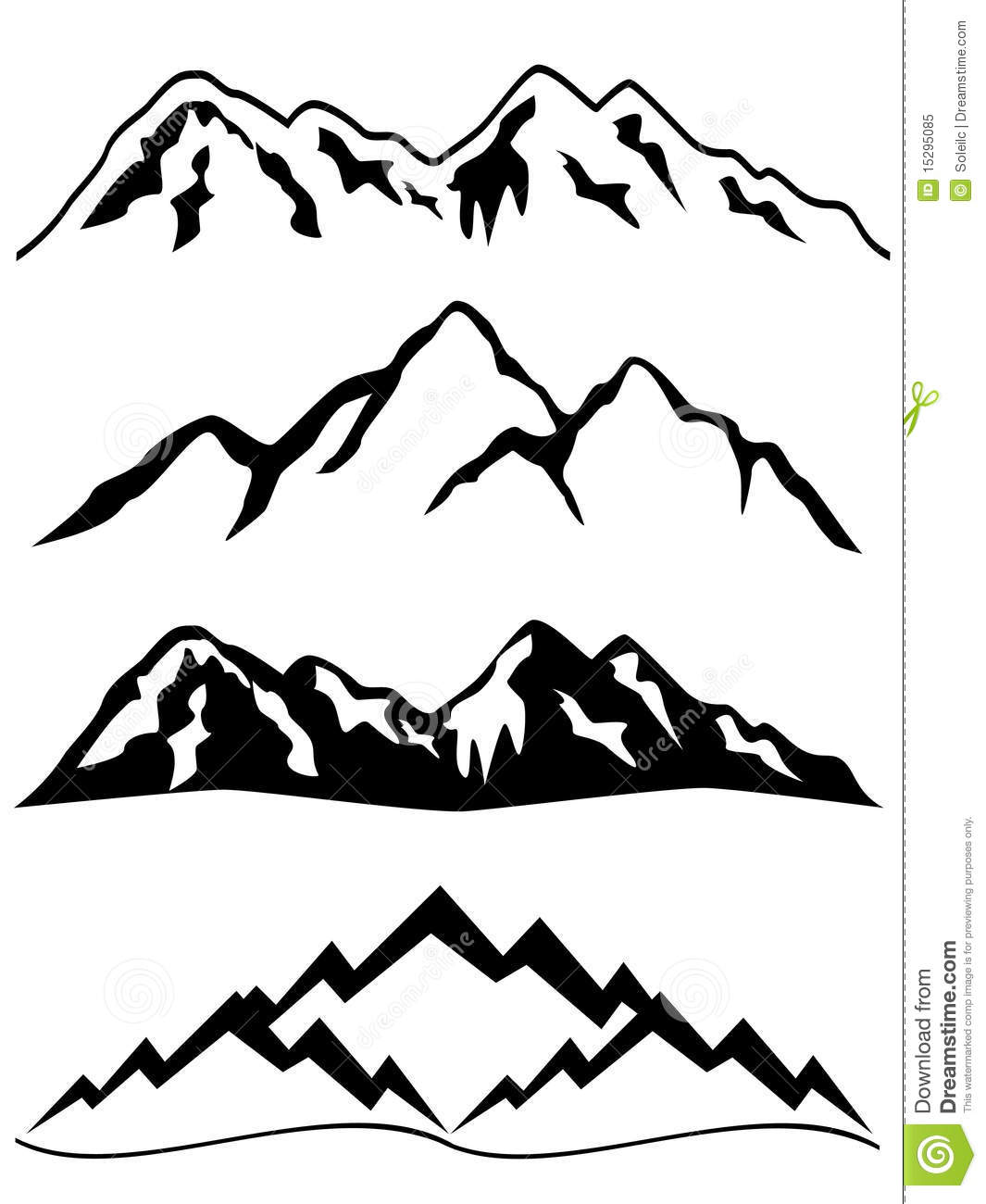 Dirt Road clipart Mountain Clipart Free Mountain (1889)