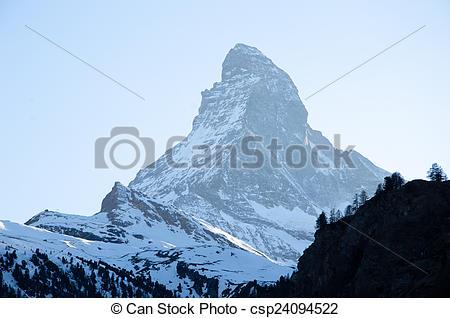 Summit clipart alps Summit Swiss csp24094522 Iconic Alps
